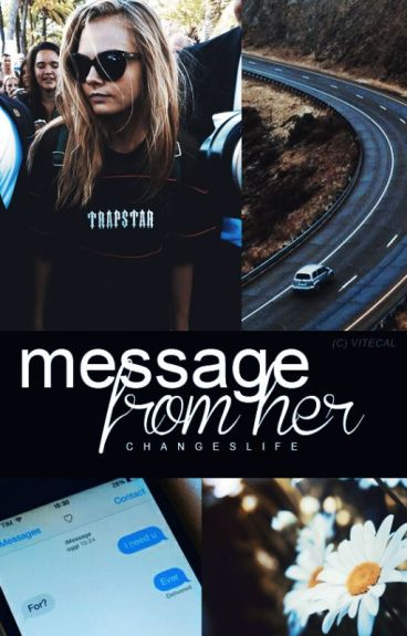 Message from her// n.h ✔