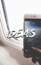 story ideas by ellipsism-