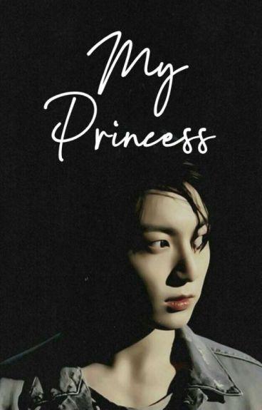 my YEOJA CHINGU is PRINCESS ??!![BTS fanfic]