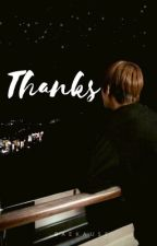 Thanks; taehyung by baekause