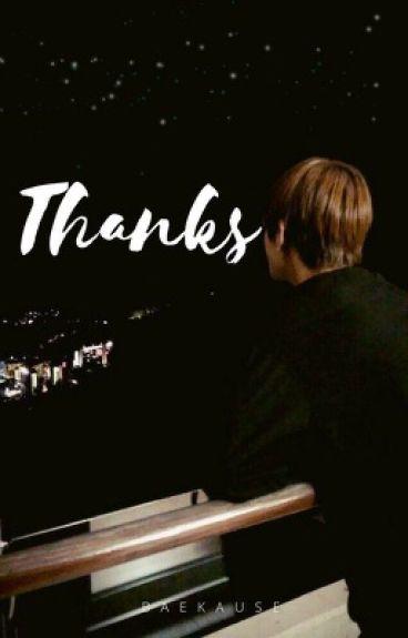 Thanks; taehyung