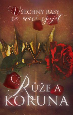 Růže a koruna (pozastaveno) by AzreelBlack