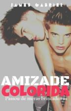 AMIZADE COLORIDA by PrincipeJames