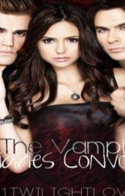 Vampire Diaries Convo's by 101twilightlover