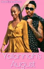 Yalannah's August |August Alsina| by Dee6ixGoddess
