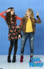 Girl Meets World  (Spanking Fanfiction) by Lovatic_1508