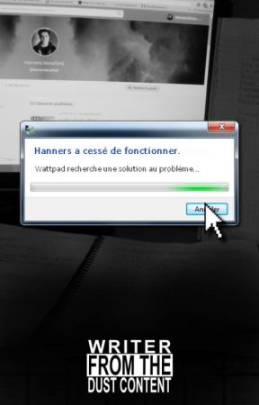Hanners a cessé de fonctionner. by HannersVersefield