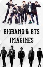 ||BigBang & BTS Imagines|| by KaylaPangilinan