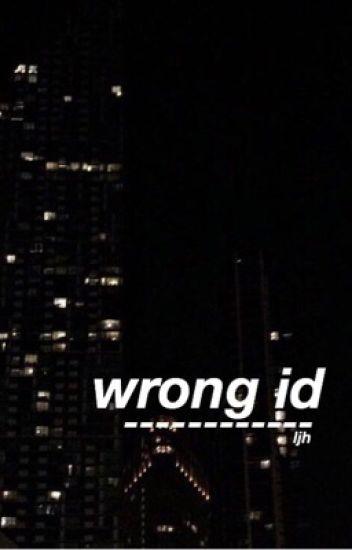 Wrong id [[lee jihoon]]