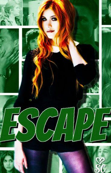 escape ➹ roy harper (prequel)