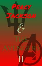 Percy Jackson and The Avengers II by emlove0