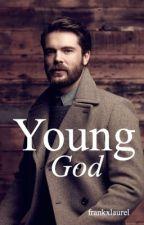 Young God [FLAUREL AU] by frankxlaurel