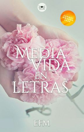 Media vida en letras  by EsteffanyFlorian