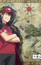 Satan x Reader~ The devil is a part timer ~ Take over the world! by Hollisaguineapig