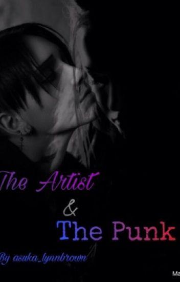 The Artist & The Punk (Reader X Punk Levi) Modern AU smut/lemon
