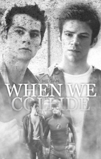 When We Collide 💨 Allenski {on hold}