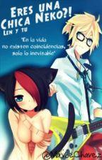 Eres una Chica Neko?!Len y Tu by Eun_Min_Sang