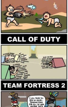 Ask And Dare Team Fortress 2 Random Stuff Wattpad