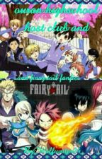fairy tail and ouran highschool host club fanfic. by Wolfwriter24