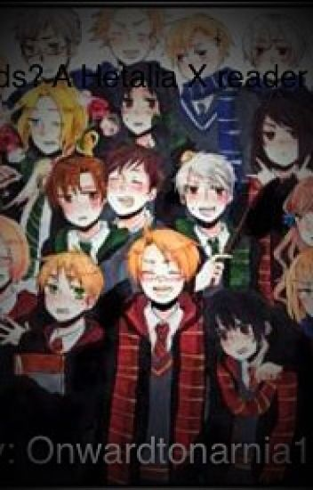Friends? Hetalia x reader