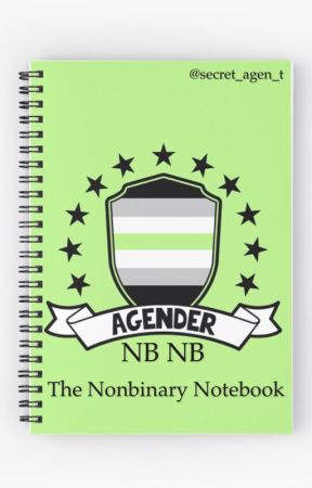 The Nonbinary Notebook by secret_agen_t
