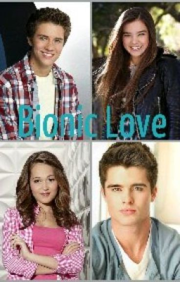 Bionic Love (A Chase Davenport/Lab Rats Love Story)