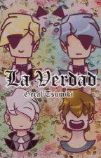 La Verdad (Gideon, Dipper, Will, Bill X Tu) by GeralTsumiki