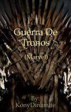 Guerra de Tronos (Marvel) by KonyDinamite