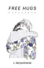Free Hugs ➹ l.s  [en edición] by L-larryuniverse