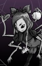 Muffet X Reader by AlphyneLovechild