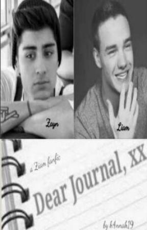 Dear Journal, xx   (Ziam boyxboy) by H4nnah19