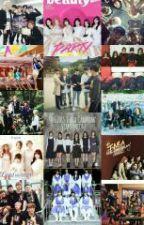 BTS And T-ara by littlebavariane
