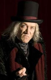 Mr Ebenezer Scrooge by FunnilyWeirdLiz