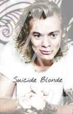 Suicide blonde | Larry Stylinson by depthsofhell