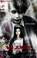 Mr.Joker by RyeneQueenca