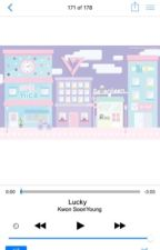 ✦lucky || hoshi by wxnderfall