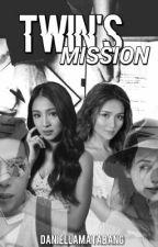 Twin's Mission • ViceRylle by daniellamatabang