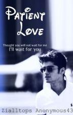 Patient Love│Ziall Horlik AU *Trilogy* by zialltops
