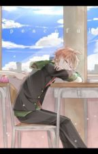 Makoto Naegi x  Reader ~ Peaceful days by kirigiri987