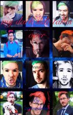 my dark side takes over jacksepticeye and markiplier x reader by zerouchiha