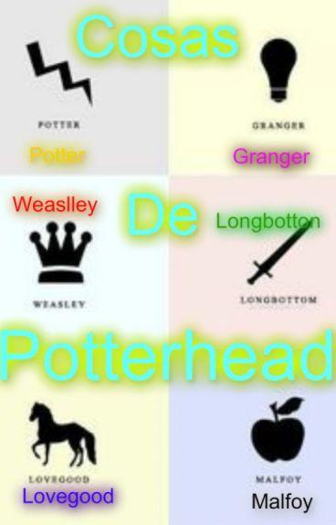 Cosas de Potterhead