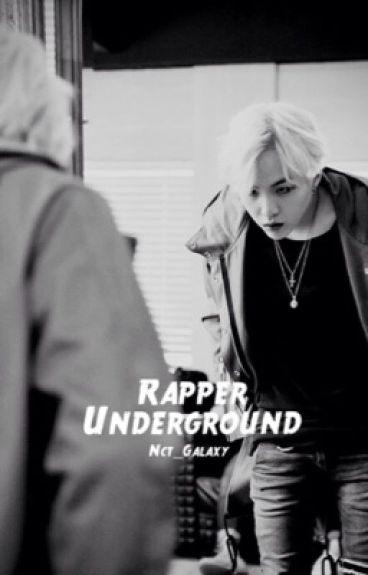 rapper underground ➳ m. yoongi.