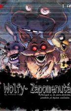 Wolfy- zapomenutá by Immortal-Trap