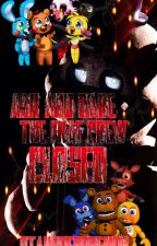 Ask and Dare the FNAF crew CLOSED by JessicaCiane