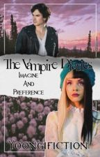 The Vampire Diaries ~ Imagines & Preferences #1 by Yoongifiction