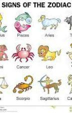Zodiac Sign  Book :B by karkat_nubbyhorns