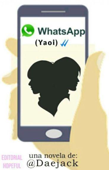 WhatsApp (Yaoi)✔✔.