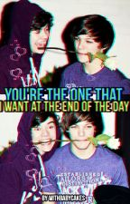 You're the one that I want at the end of the day by withbabycakes