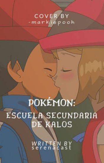 Pokémon: Escuela Secundaria De Kalos