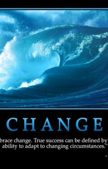 Change (Edward Cullen Love Story)